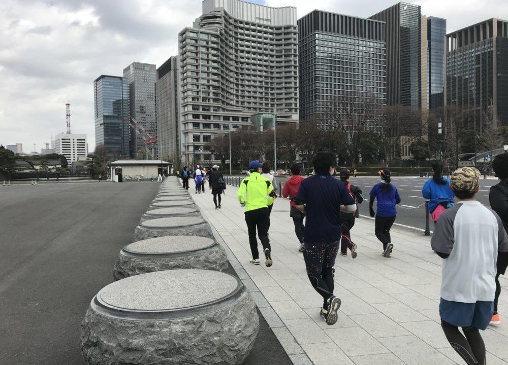 東京でおすすめのランニングコース