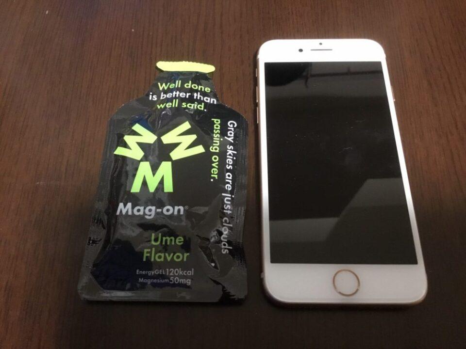 Mag-on(マグ・オン)大きさ比較