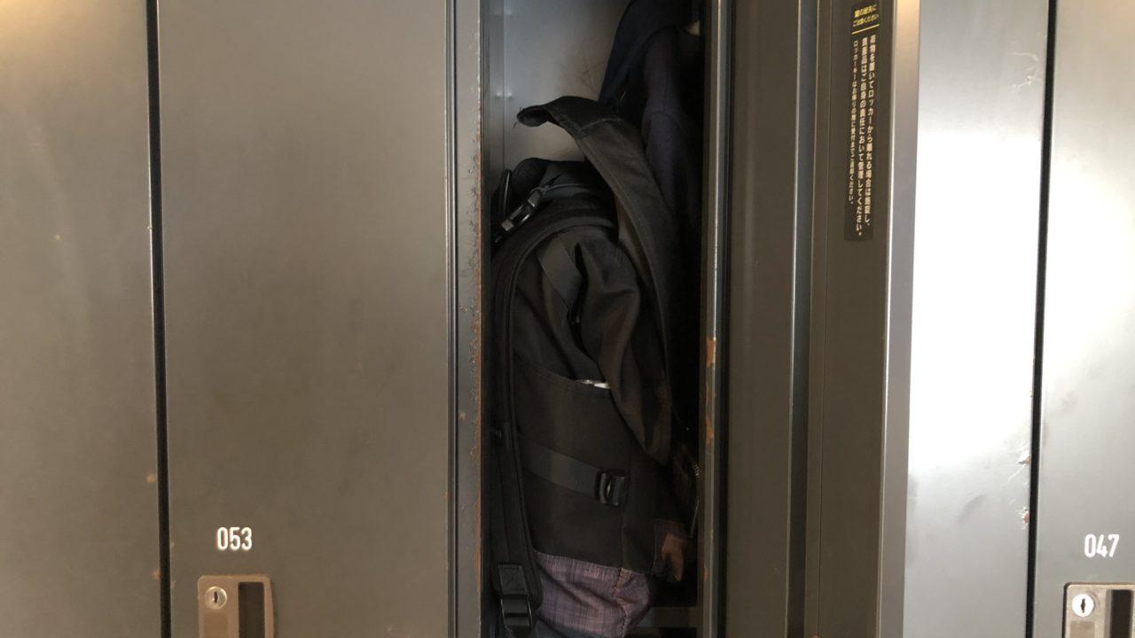 10over9(テンオーバーナイン)更衣室5