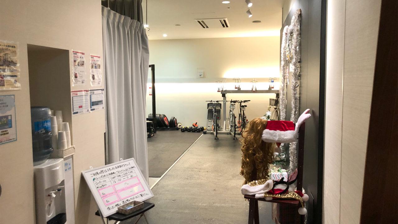 MARUNOUCHI Bike&Runトレーニングスペース