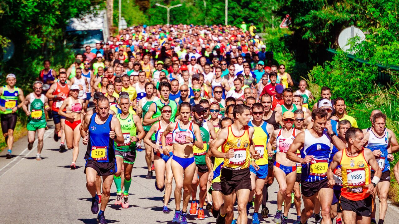 マラソン大会の選び方